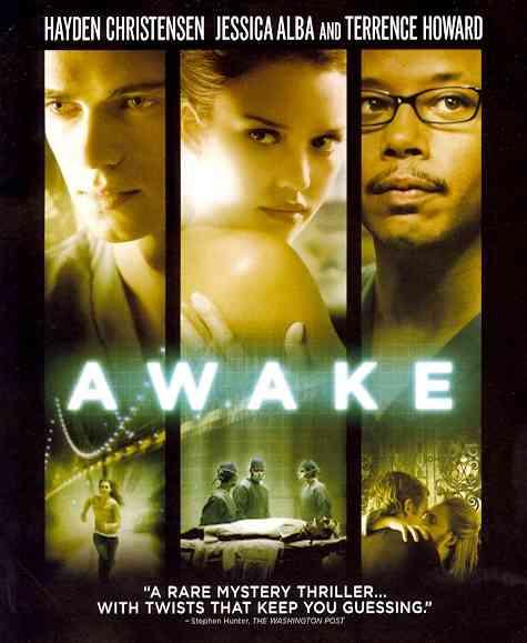 AWAKE BY CHRISTENSEN,HAYDEN (Blu-Ray)