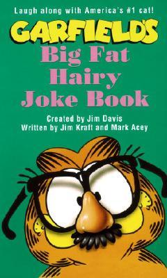 Garfield's Big Fat Hairy Joke Book By Davis, Jim